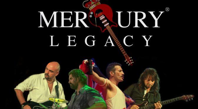 Merqury Legacy (Queen tribute)