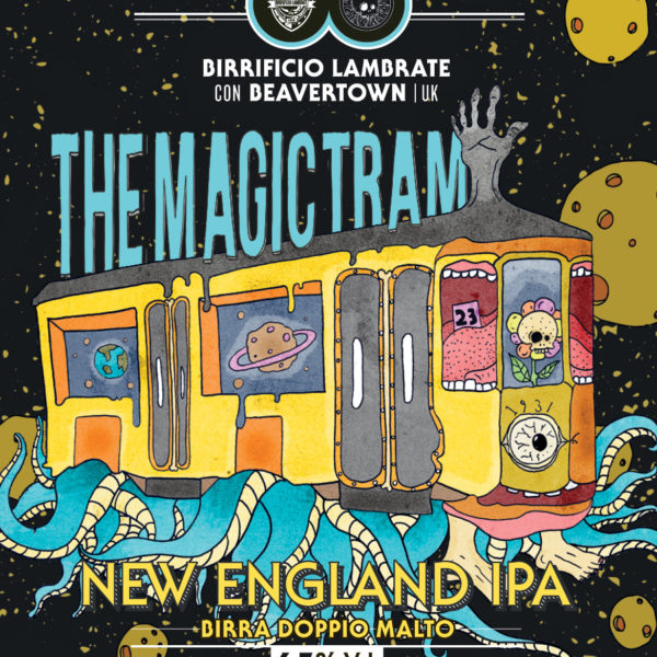 THE MAGIC TRAM