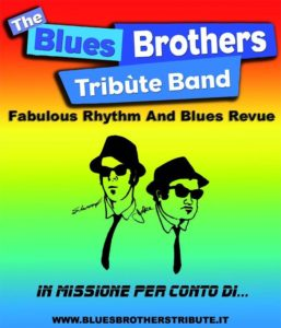 Blues Brothers Tribute Band @ Hi Folks