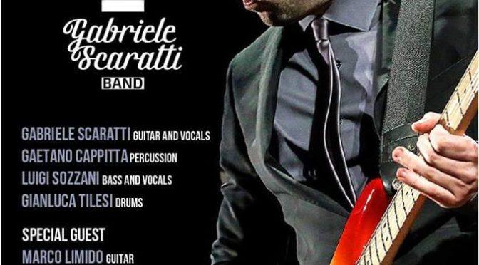 Notte Blues: Gabriele Scaratti + Marco Limido