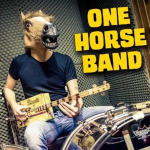 One Horse Band @ Hi Folks