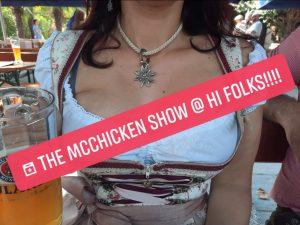 The McChicken Show @ Hi Folks