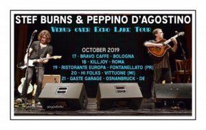 Stef Burns & Peppino D'agostino @ Hi Folks