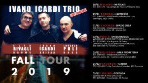 Ivano Icardi - Lorenzo Poli- Elio Rivagli @ Hi Folks