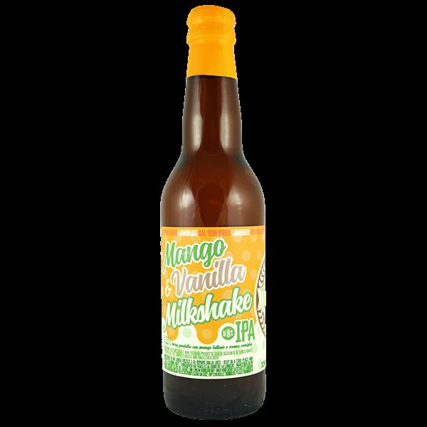 Mango & Vanilla Milkshake IPA